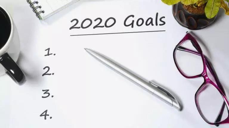Career Goals 2020
