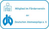 Logo Förderverein Deutsche Atemwegsliga