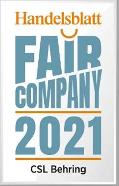 Logo Fair Company 2021