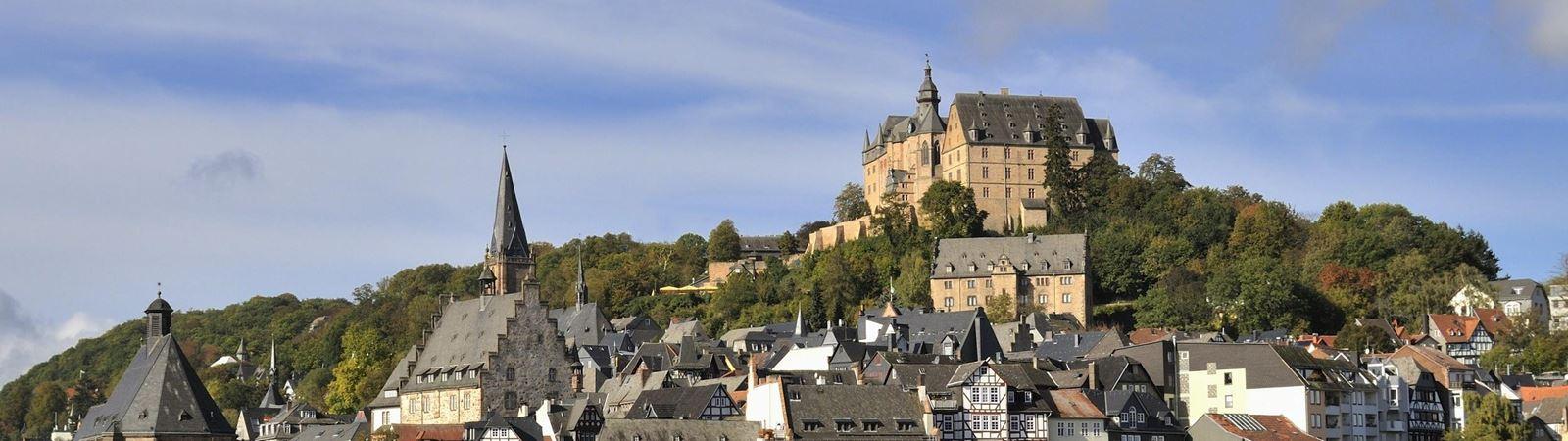 Marburg Germany Panorama Photo