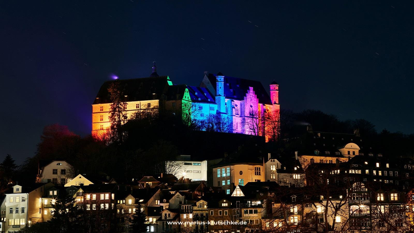 Marburg castle Rare Disease Day