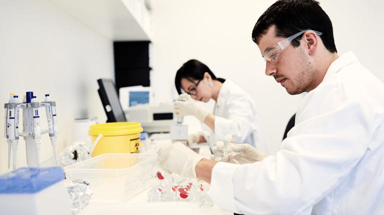 Innovation steckt in unserer DNA und bildet die Grundlage für alles, was wir bei CSL Behring tun.