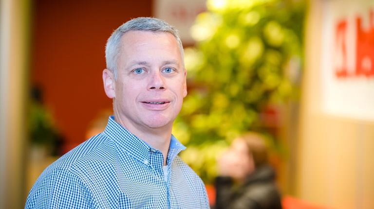 Employee Brian Dudt