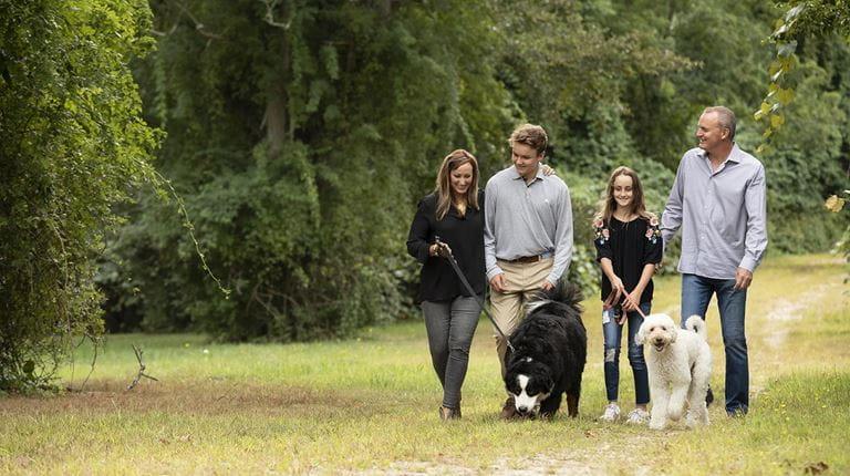 Die Familie Logan